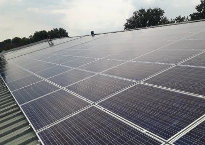 Houthandel te Heesch 176 PV panelen
