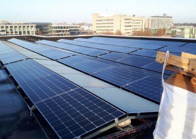Shimano Eindhoven 328 PV panelen SubBeam SolarEdge